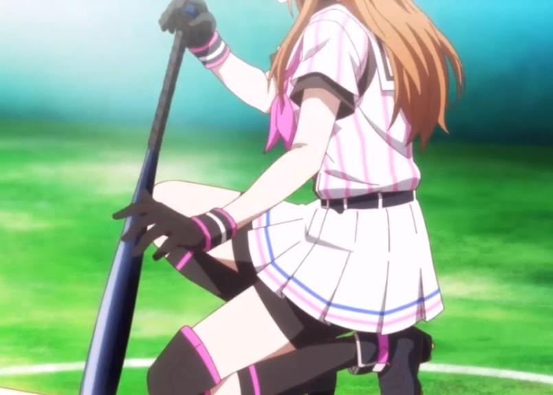 女子高校野球部 ハチナイ